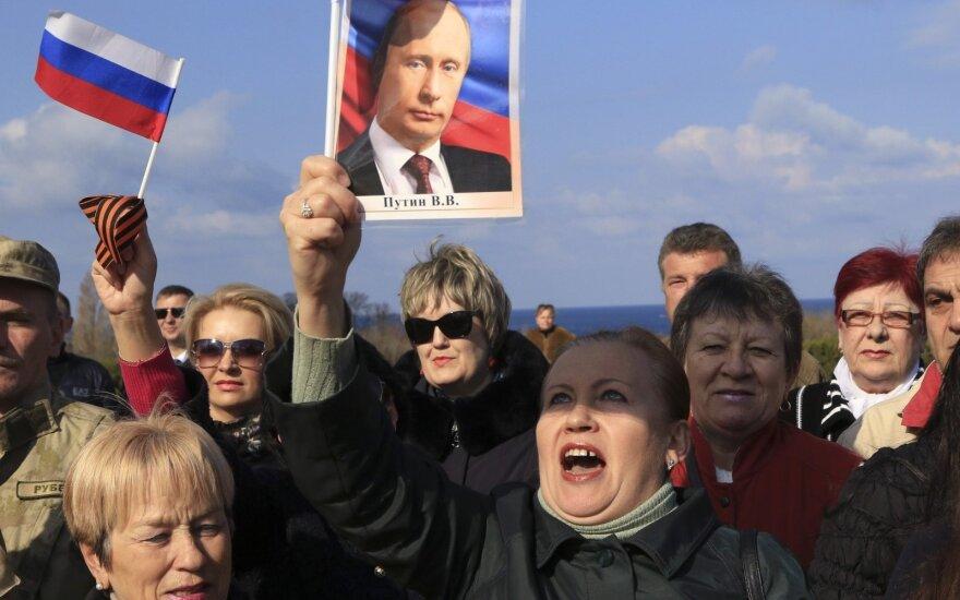 """Бюджет Крыма на 80% обеспечит Кремль, чтобы не было """"неправильных настроений"""""""