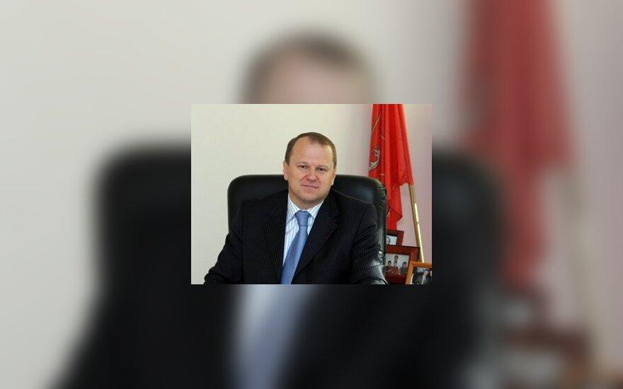 Николай Цуканов. Фото с сайта admgusev.ru