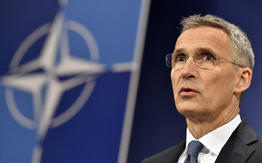 Генсек НАТО рассказал о стратегии поведения альянса с Россией