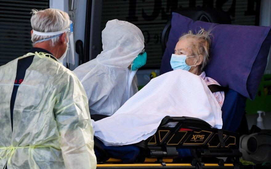 В Литве подтверждено 18 новых случаев коронавируса