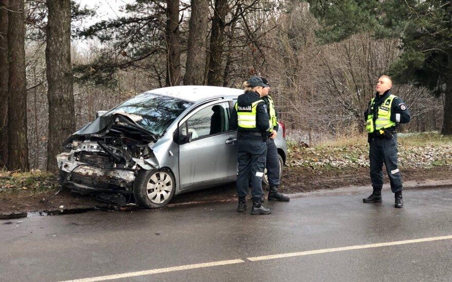 Водитель выехала на встречную полосу и ранила мужчину
