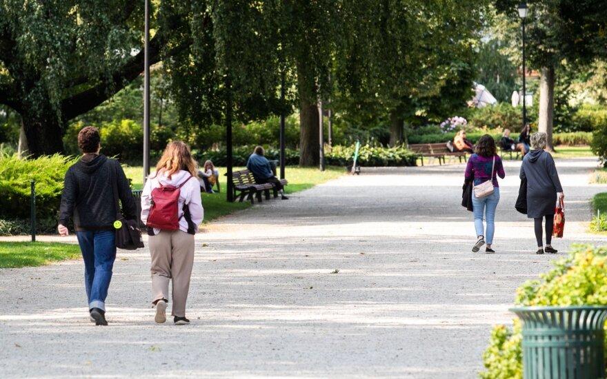 За минувшие сутки в Литве диагностировали 61 случай коронавируса