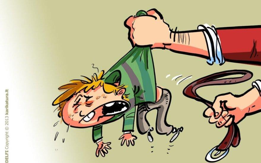 Litwa zabroni fizyczne kary wobec dzieci