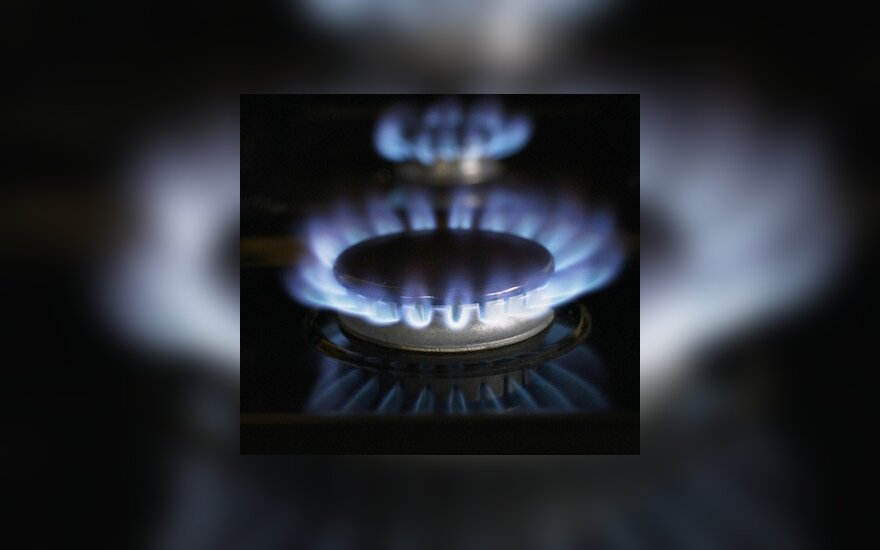 Предприятия Литвы платят за газ больше, а жители меньше, чем в других странах ЕС