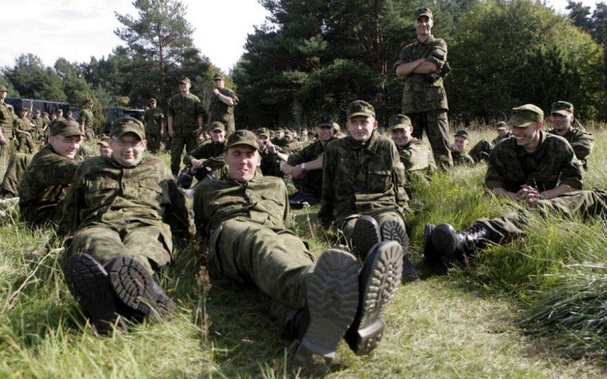Estonian soldiers