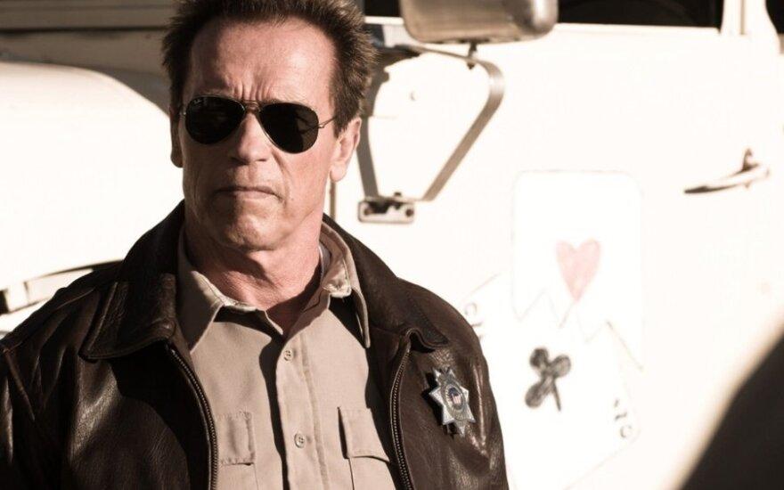Arnold Schwarzenegger nie chce być toksycznym mścicielem