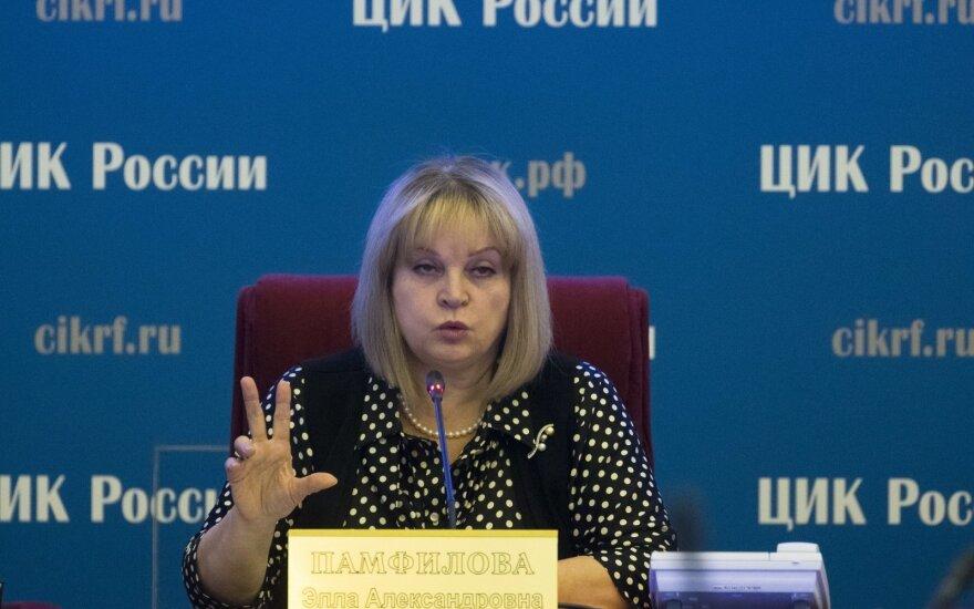 Глава Центризбиркома поддержала перенос выборов президента РФ на годовщину аннексии Крыма