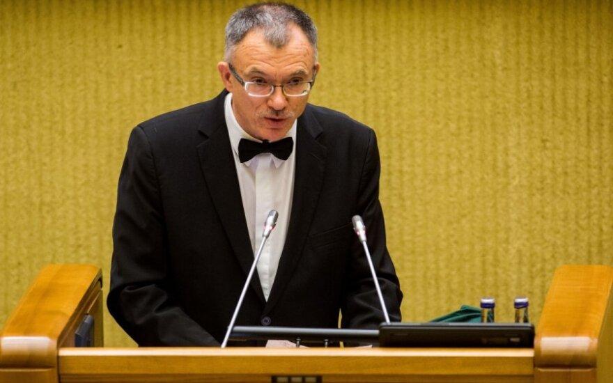 Вайтекунас: Россия в Сейме еще извинится за советскую оккупацию