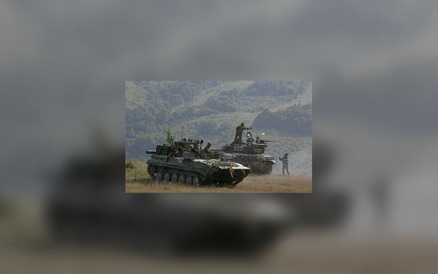 Абхазия ответит на учения НАТО в Грузии