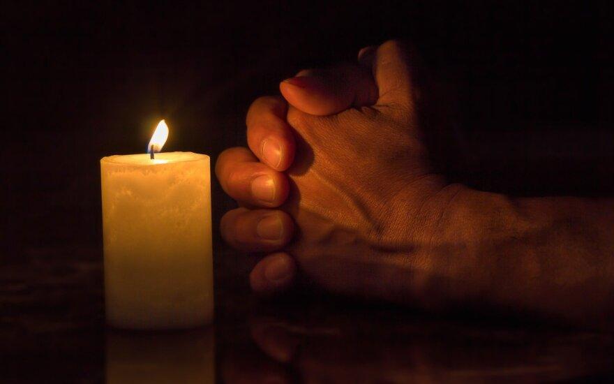 На стройке в Вильнюсе погиб рабочий-иностранец