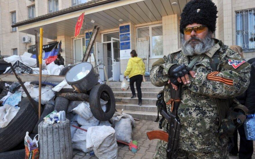 Минобороны: в Краматорске террористы минируют канализационные системы