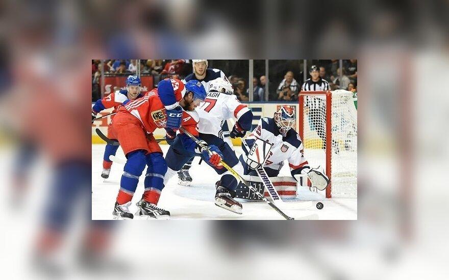Чехи оставили американцев без побед на Кубке мира