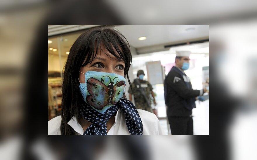 На борьбу с гриппом A(H1N1)v - 1,7 млн. литов