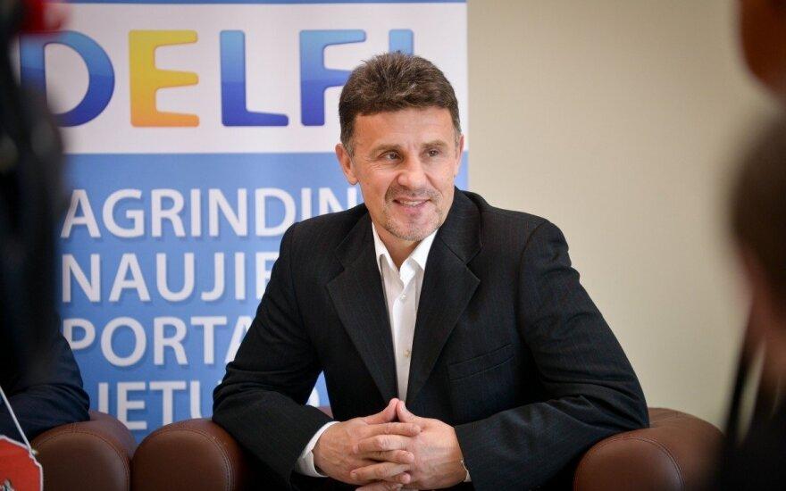 """Marek Zub chce wrócić na Litwę. """"Mam pomysły na litewską reprezentację"""""""