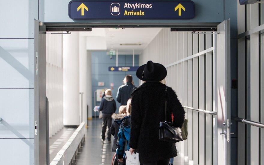 Литва обновила список: с понедельника обязательна изоляция для возвращающихся еще из 3 стран