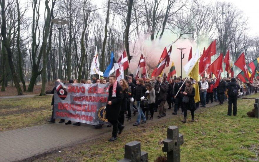 Евреи оценили каунасское шествие: эти люди не любят Литву