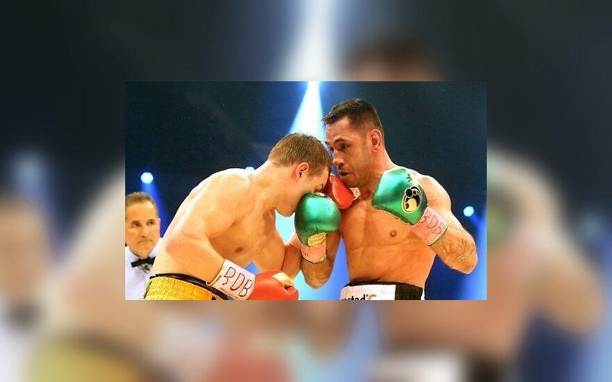 Российский боксер после поражения: Нас даже не обокрали, а ограбили