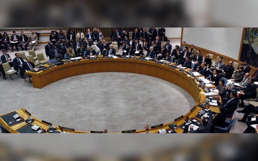 Россия в Совбезе ООН: Это хулиганство в международных отношениях