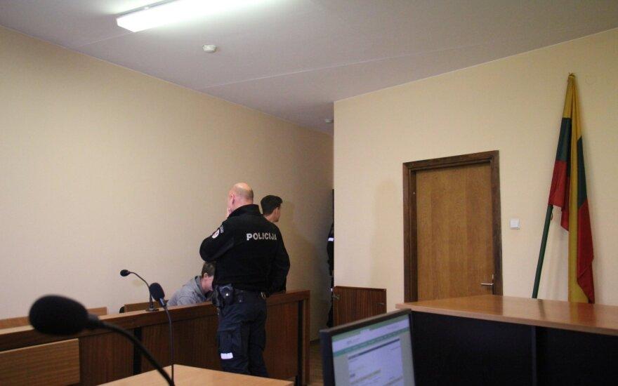 В Клайпеде задержан член подростковой банды