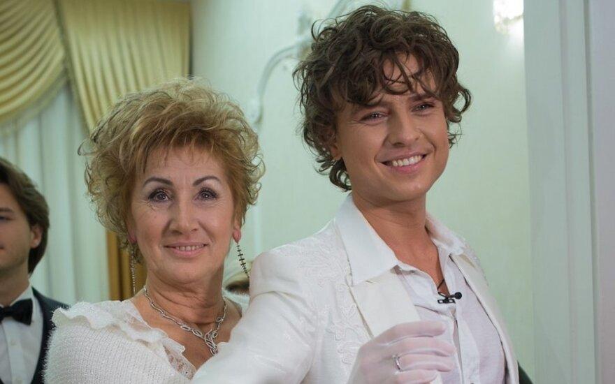 Прохор Шаляпин отвел жену к пластическому хирургу