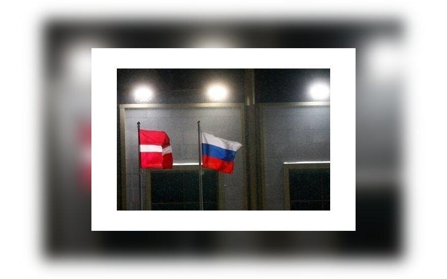 МИДы Латвии и России обсудили ситуацию на востоке Украины