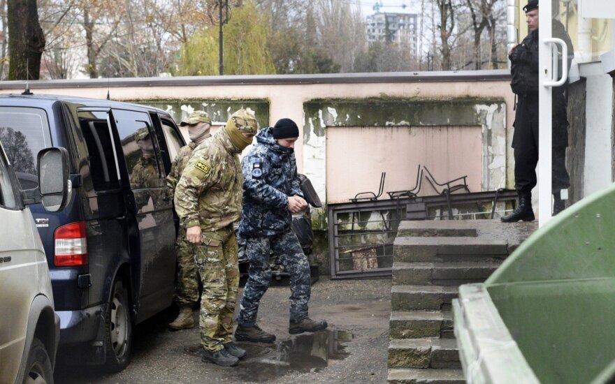 Ukrainos karys, lydimas Rusijos FSB