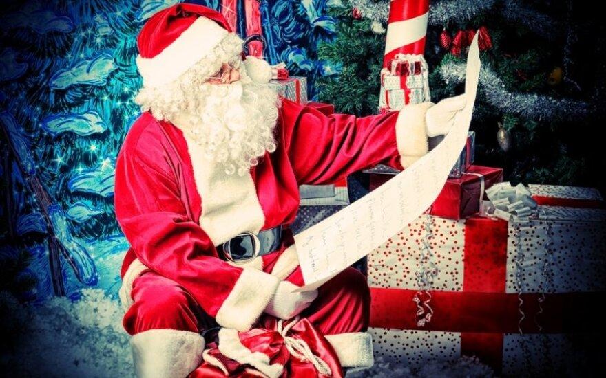 Dzieci przejdą test na wykrywaczu kłamstw przed spotkaniem z Mikołajem