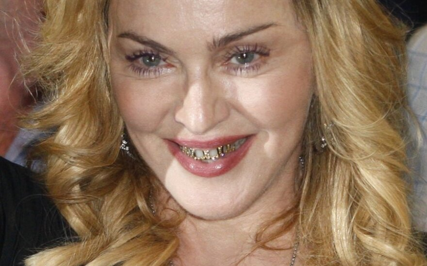 Мадонне запретили посещать сеть кинотеатров из-за смс