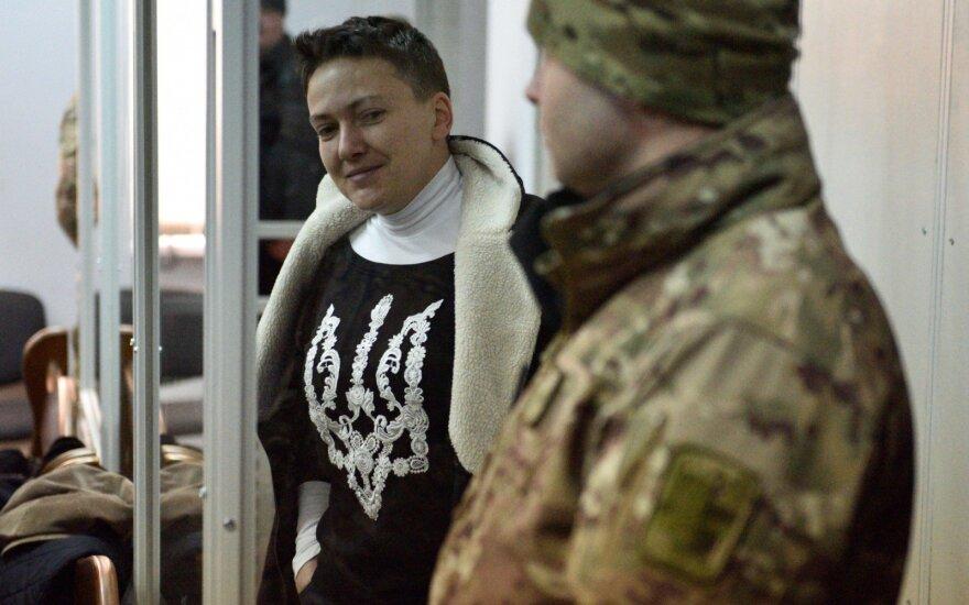 Проверка Савченко на полиграфе подтвердила подготовку теракта