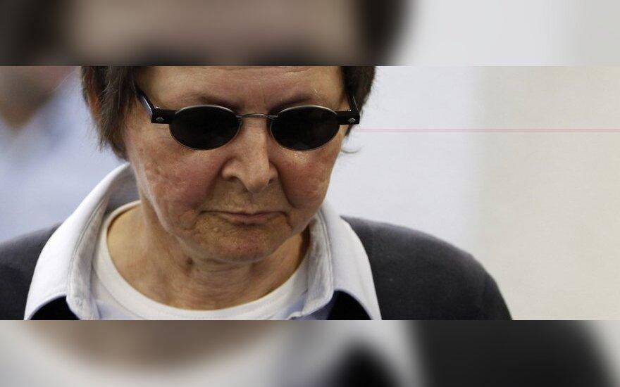"""ФРГ: террористка """"Фракции Красной Армии"""" обжаловала приговор"""