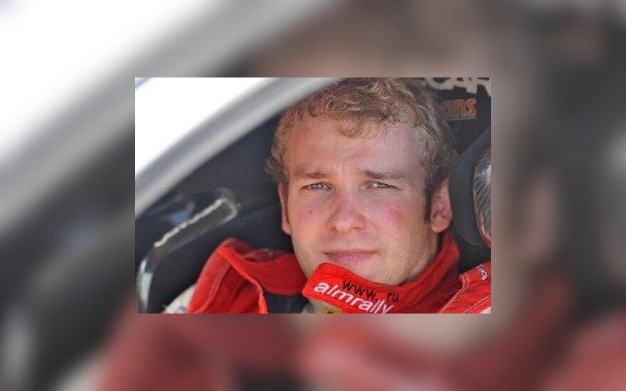 Российскому гонщику не хватило полторы минуты до подиума