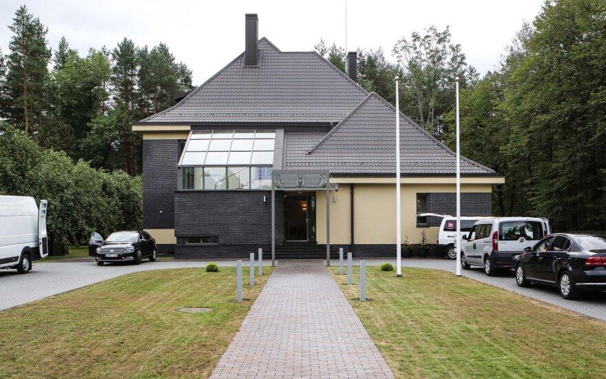 Резиденции руководства Литвы пустуют: Сквернялис переезжать не будет, Науседа обещает переехать через год