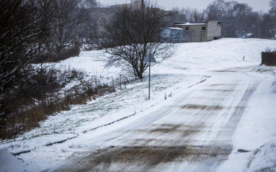 Прогноз: мороз сменится обильным снегом