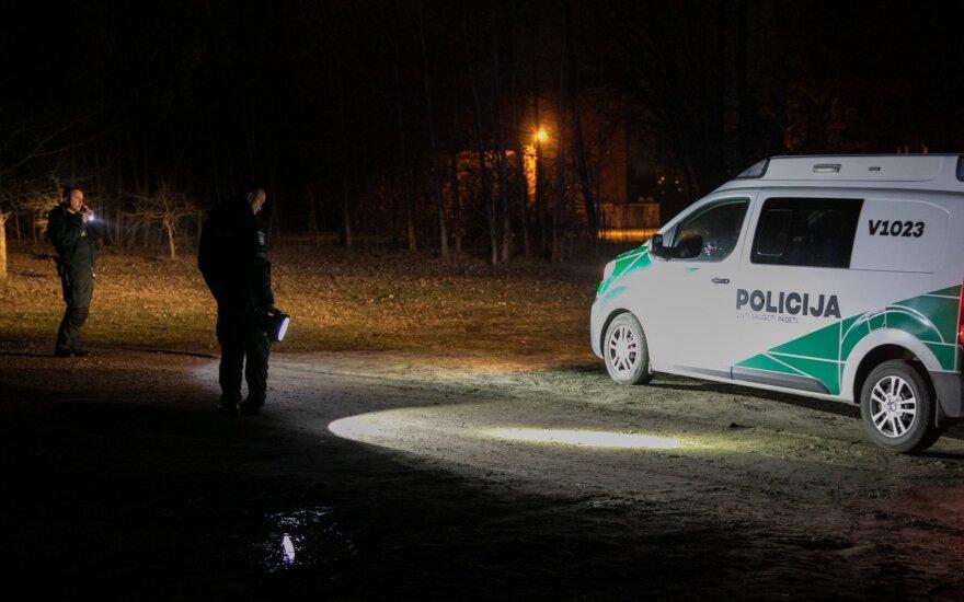 Таинственное происшествие в Каунасе: в BMW посадили мужчину и увезли в неизвестном направлении