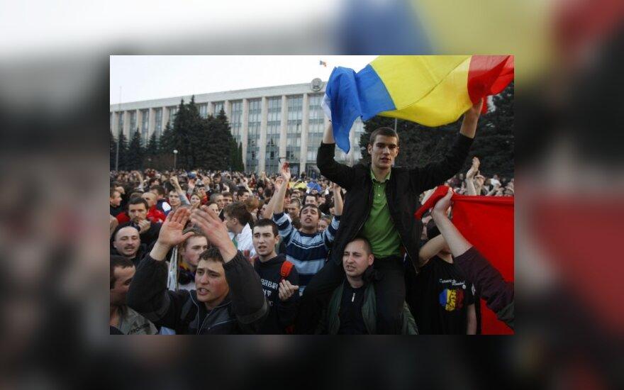 КС Молдавии согласился распустить парламент по совету Европы