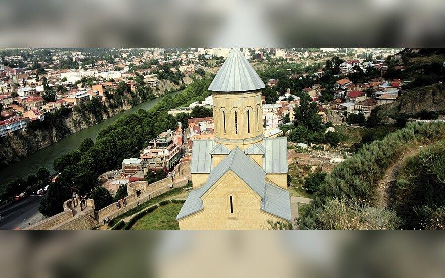 В Тбилиси увековечили память диппредставительтсва Литвы