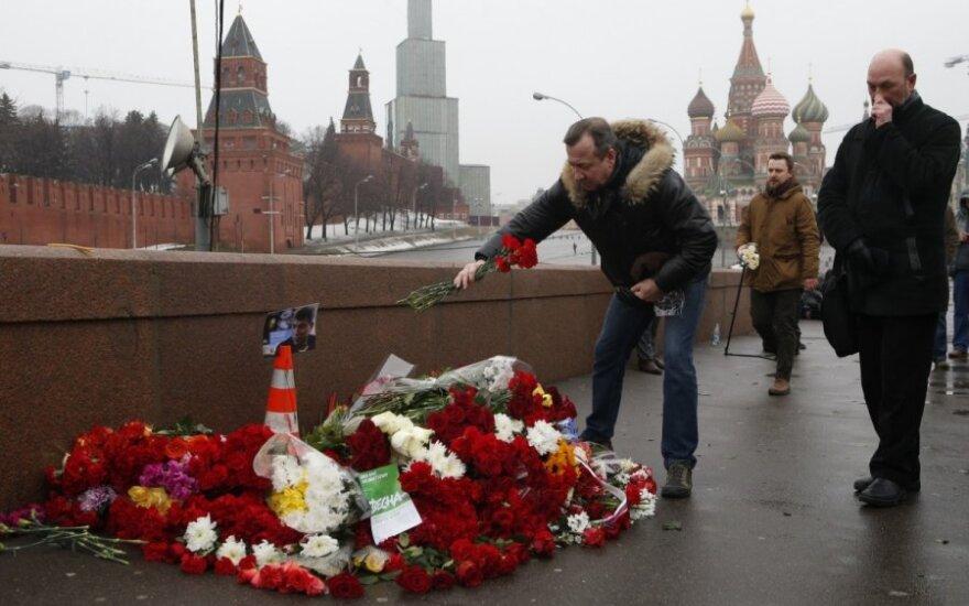 На дне Москвы-реки возле места убийства Немцова найдены два пистолета