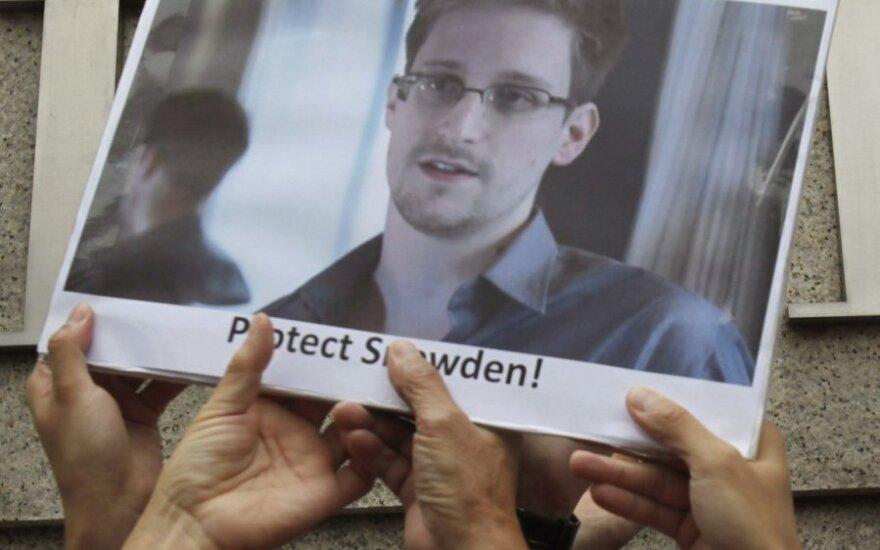 Edwardo Snowdeno rėmėjai
