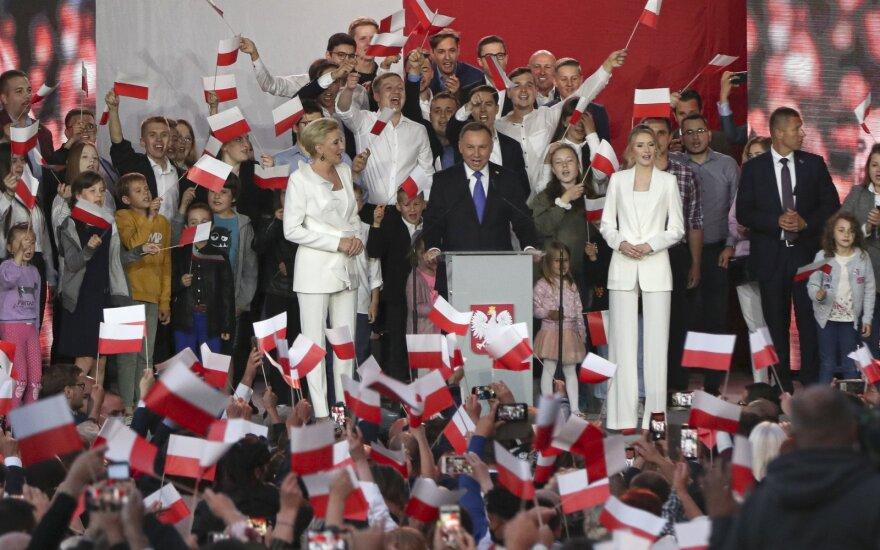 Lenkijos prezidento rinkimai