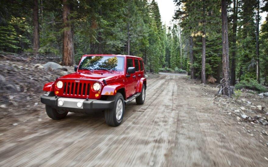 Jeep представил шесть уникальных внедорожников