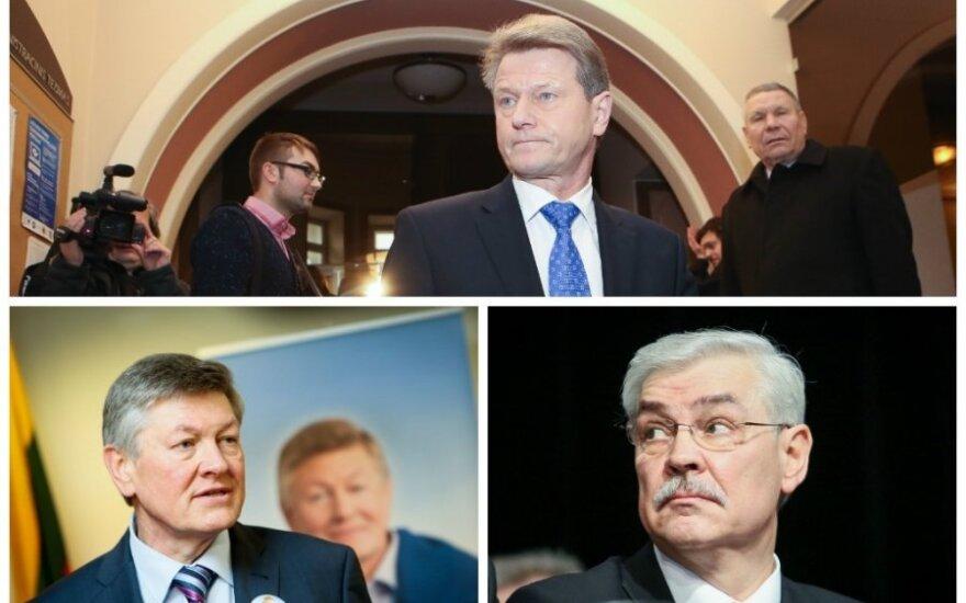 Опрос: начинается новая борьба за второе место на президентских выборах