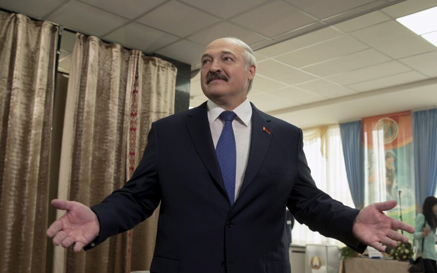 24 года назад Лукашенко выбрали президентом Беларуси