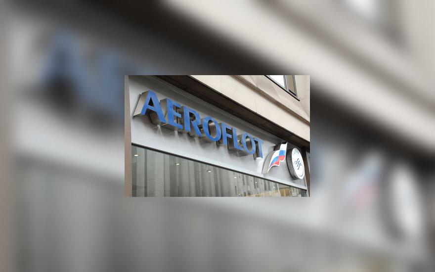 """""""Aeroflot"""" atstovybė"""
