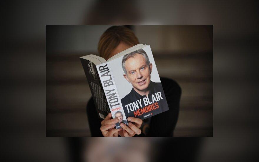 """Блэр номинирован за """"самое ужасное описание секса"""""""