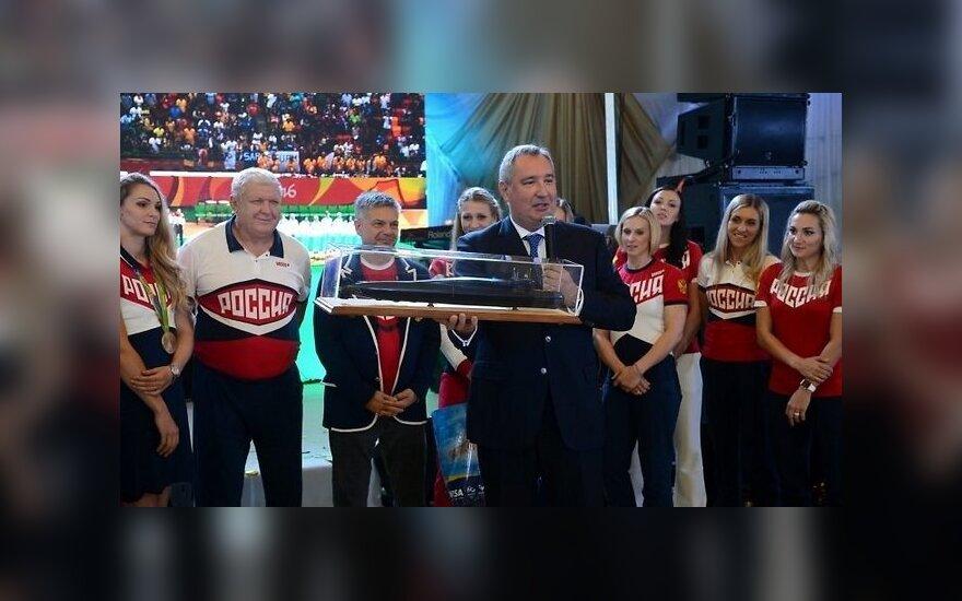 """Рогозин: Роскосмос никогда не обвинял астронавтов NASA в проделывании дыры в """"Союзе"""""""