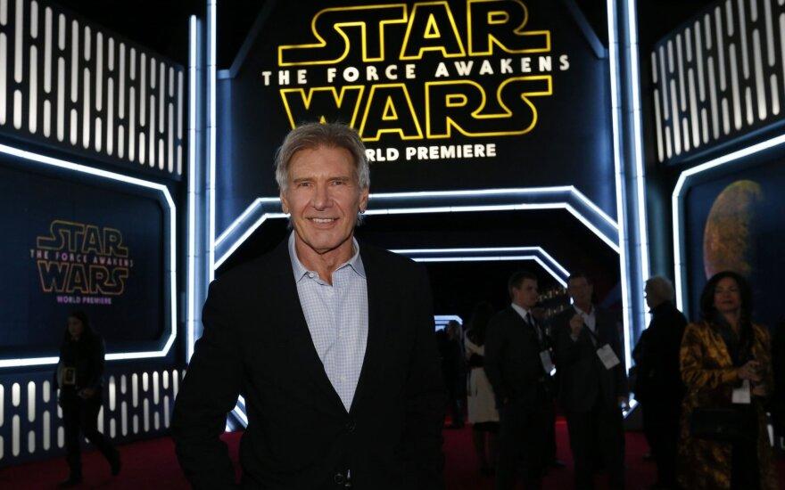 """""""Звездные войны"""" сделали Харрисона Форда самым кассовым актером в истории"""