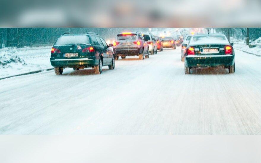В Литву ненадолго вернется снег