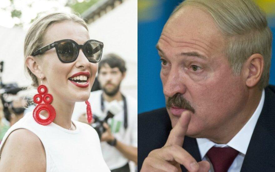 Интервью, которое Лукашенко дал Собчак, покажут 21 мая