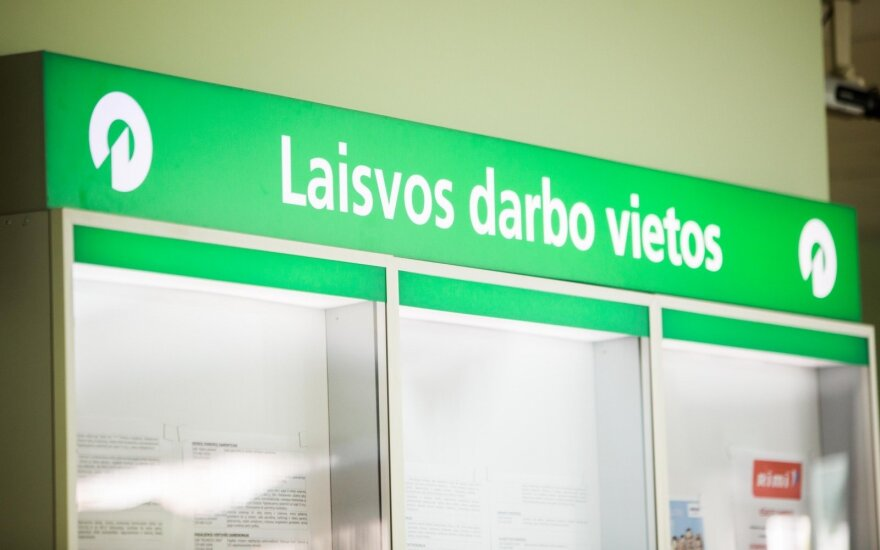 Уровень безработицы в Литве составил 7,2%