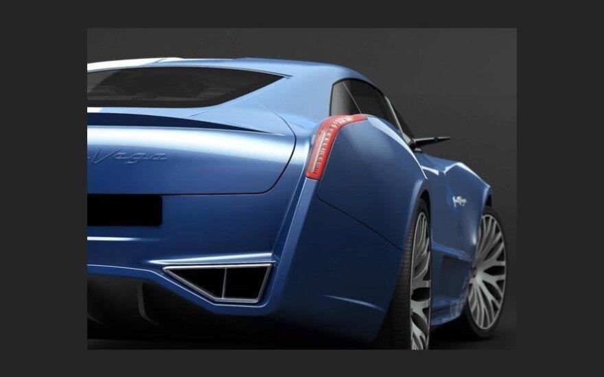 Французы намерены возродить роскошные автомобили Facel Vega